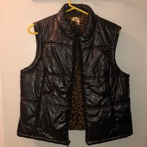 Girls Vera Wang Bubble Vest